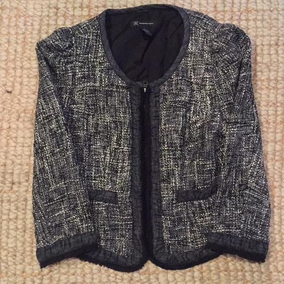 INC International Concepts Jackets & Blazers - INC TWEED JACKET!
